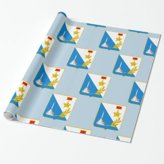 Coat of arms of Sevastopol Wrapping Paper