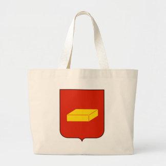 Coat_of_arms_of_Shuya_(Ivanovo_oblast) Large Tote Bag