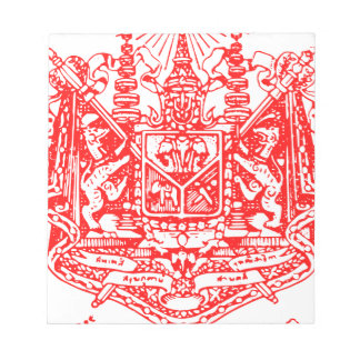 Coat_of_Arms_of_Siam_(Royal_Warrant) Notepad