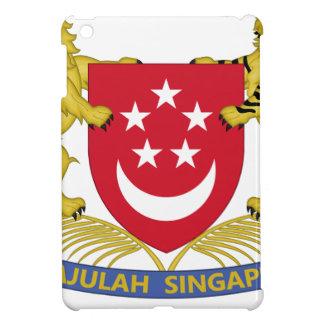 Coat of arms of Singapore 新加坡国徽 Emblem iPad Mini Cover