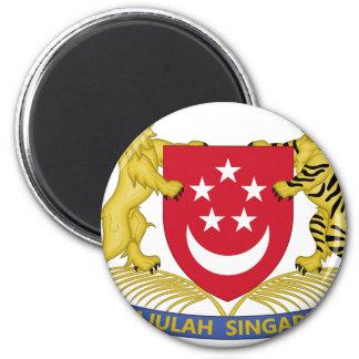 Coat of arms of Singapore 新加坡国徽 Emblem Magnet