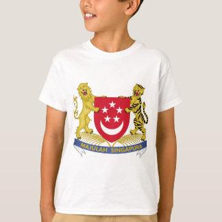 Coat of arms of Singapore 新加坡国徽 Emblem T-Shirt