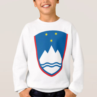 Coat_of_arms_of_Slovenia Sweatshirt