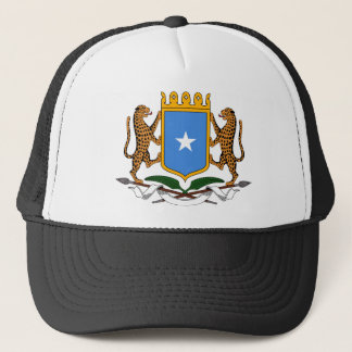 Coat_of_arms_of_Somalia Trucker Hat