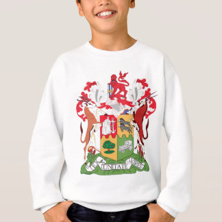 Coat_of_Arms_of_South_Africa_(1932-2000) Sweatshirt
