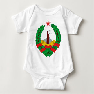 Coat of Arms of SR Bosnia Baby Bodysuit
