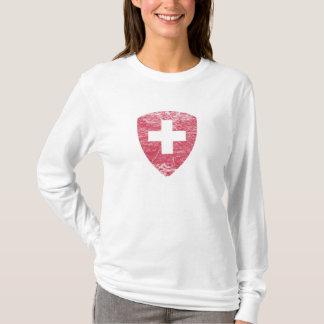 Coat of Arms of Switzerland T-Shirt
