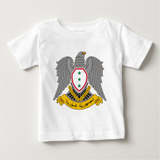 Coat_of_arms_of_Syria-1963 Baby T-Shirt