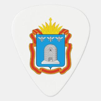 Coat of arms of Tambov oblast Guitar Pick