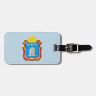 Coat of arms of Tambov oblast Luggage Tag