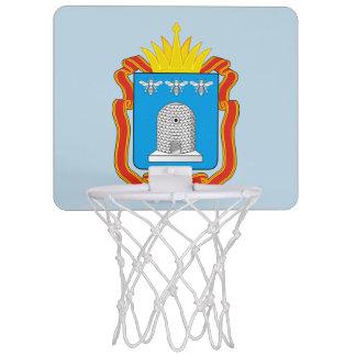 Coat of arms of Tambov oblast Mini Basketball Hoop