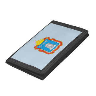 Coat of arms of Tambov oblast Trifold Wallet