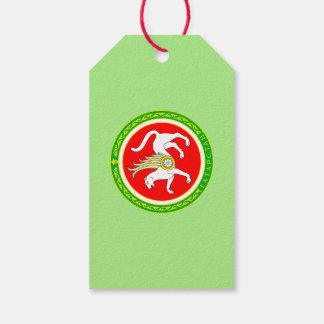 Coat of arms of Tatarstan Gift Tags