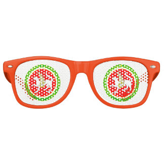 Coat of arms of Tatarstan Retro Sunglasses