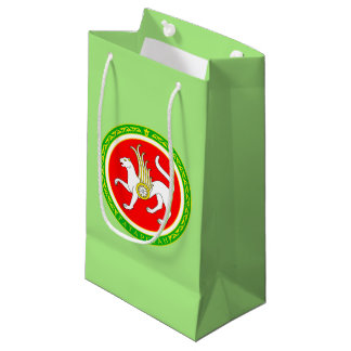 Coat of arms of Tatarstan Small Gift Bag