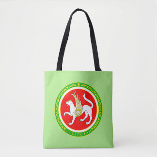 Coat of arms of Tatarstan Tote Bag