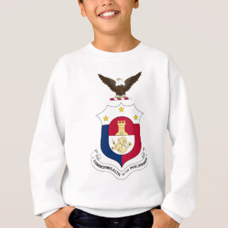 Coat_of_arms_of_the_Commonwealth_of_the_Philippine Sweatshirt