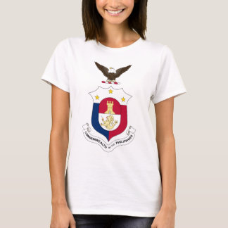 Coat_of_arms_of_the_Commonwealth_of_the_Philippine T-Shirt