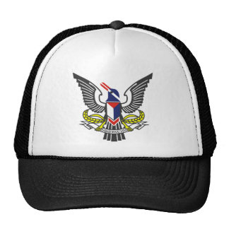 Coat_of_arms_of_the_Federated_Malay_States (2) Trucker Hat
