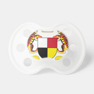 Coat_of_arms_of_the_Federated_Malay_States Baby Pacifier