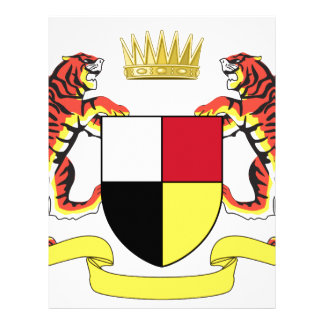 Coat_of_arms_of_the_Federated_Malay_States Custom Letterhead
