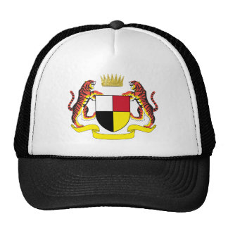 Coat_of_arms_of_the_Federated_Malay_States Trucker Hat