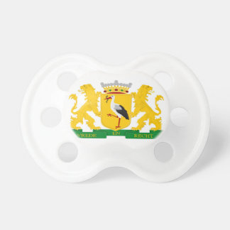 Coat of arms of The Hague Baby Pacifiers