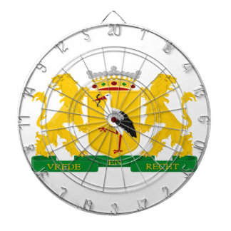 Coat of arms of The Hague Dartboard