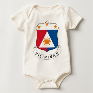 Coat_of_arms_of_the_Philippines_(1941–1943) Baby Bodysuit