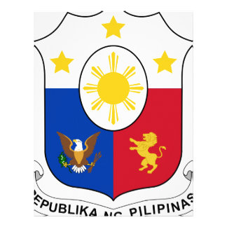 Coat_of_arms_of_the_Philippines Letterhead
