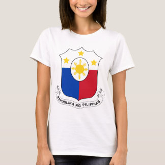 Coat_of_arms_of_the_Philippines_(per_1998_Law) T-Shirt
