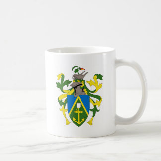 Coat_of_arms_of_the_Pitcairn_Islands Coffee Mug