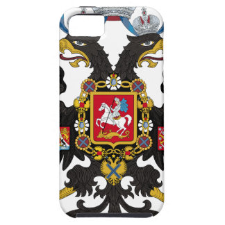 Coat of Arms of the Russian Empire iPhone 5 Cover