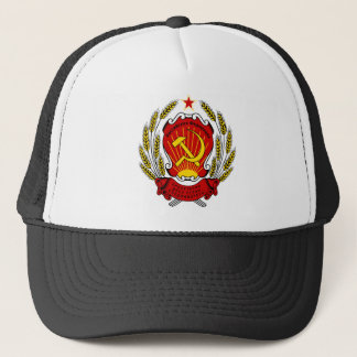 Coat_of_arms_of_the_Russian_Federation_(1992-1993) Trucker Hat
