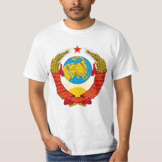 Coat of arms of the USSR CCCP T-Shirt