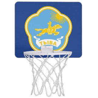 Coat of arms of Tuva Mini Basketball Hoop