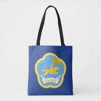 Coat of arms of Tuva Tote Bag