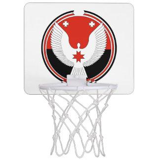 Coat of arms of Udmurtia Mini Basketball Hoop