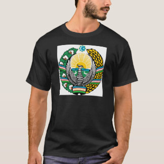 Coat_of_arms_of_Uzbekistan_cyrillic T-Shirt