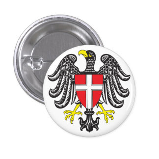 Coat of arms of Vienna Button