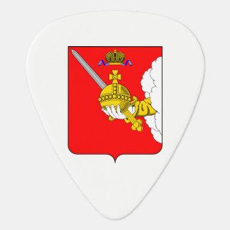 Coat of arms of Vologda oblast Guitar Pick