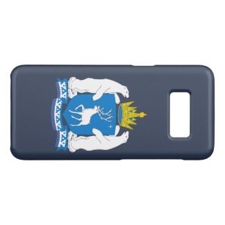 Coat of arms of  Yamal-Nenetsia Case-Mate Samsung Galaxy S8 Case