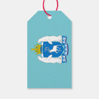 Coat of arms of  Yamal-Nenetsia Gift Tags