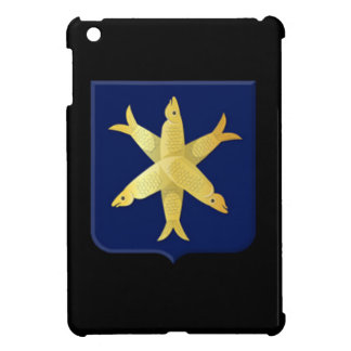 Coat of arms of Zandvoort Case For The iPad Mini