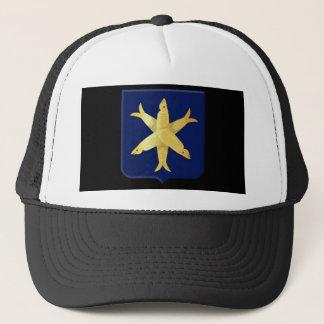 Coat of arms of Zandvoort Trucker Hat