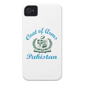 Coat Of Arms Pakistan Case-Mate iPhone 4 Case