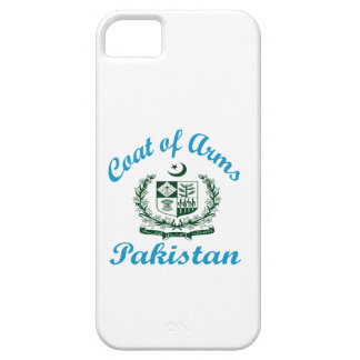 Coat Of Arms Pakistan Cover For iPhone 5/5S
