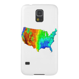 Coat of Many Colors Galaxy S5 Cover