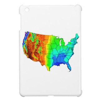 Coat of Many Colors iPad Mini Cover