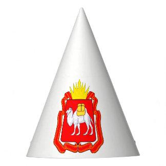 Coat of of Chelyabinsk Party Hat